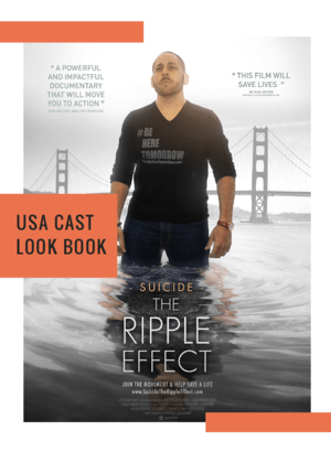 USA Cast look book