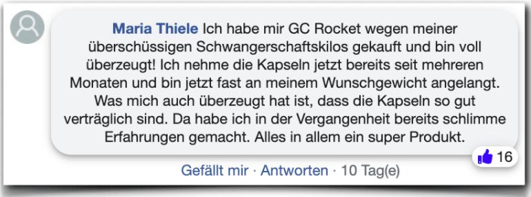 GC Rocket Erfahrungsbericht Bewertung Kritik GC Rocket