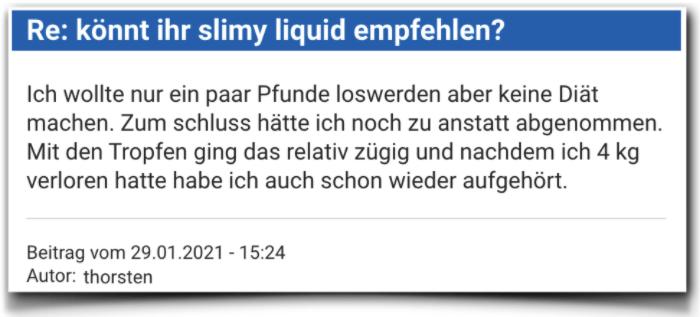 Slimy Liquid Erfahrung Bewertung Slimyliquid
