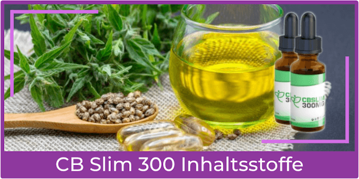 CB Slim 300 Inhaltsstoffe
