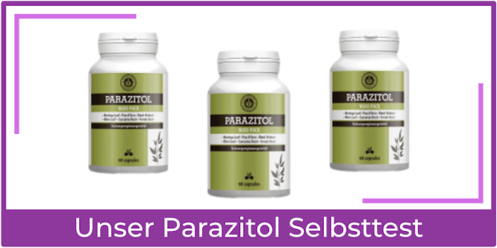 Parazitol Selbsttest