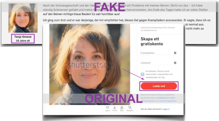 Varikosette Fake Erfahrungsbericht